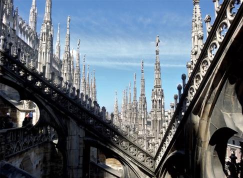 Milan Duomo, Italy