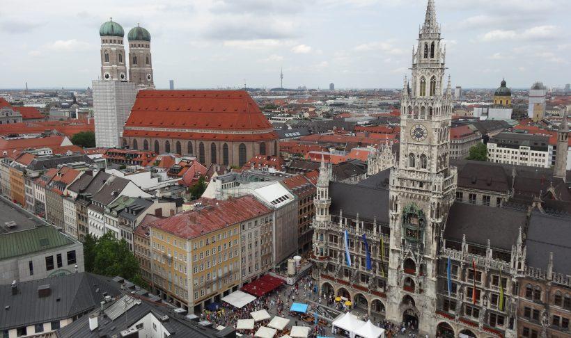 Munich Main Square
